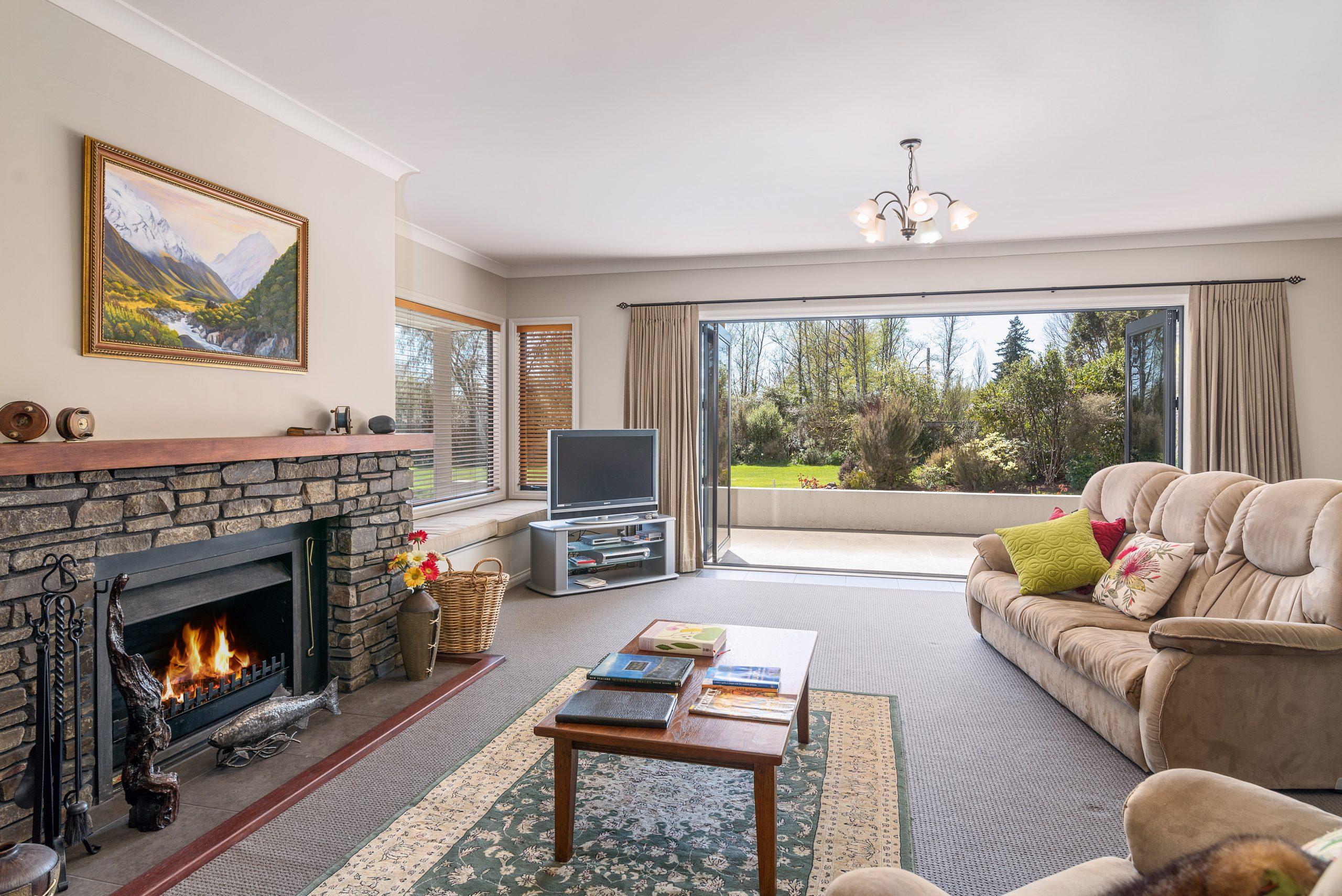 Tui Lodge lounge