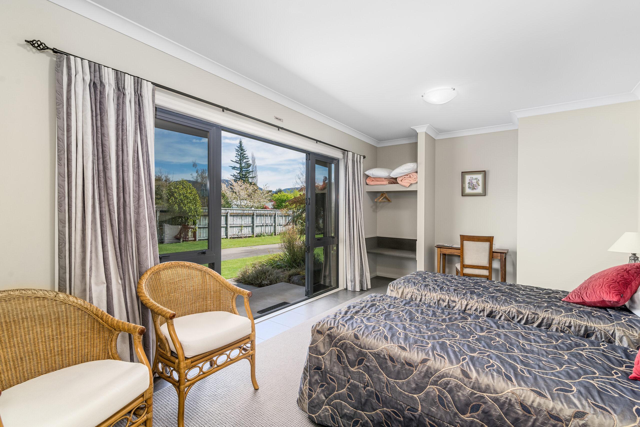 Tui Lodge bedroom three