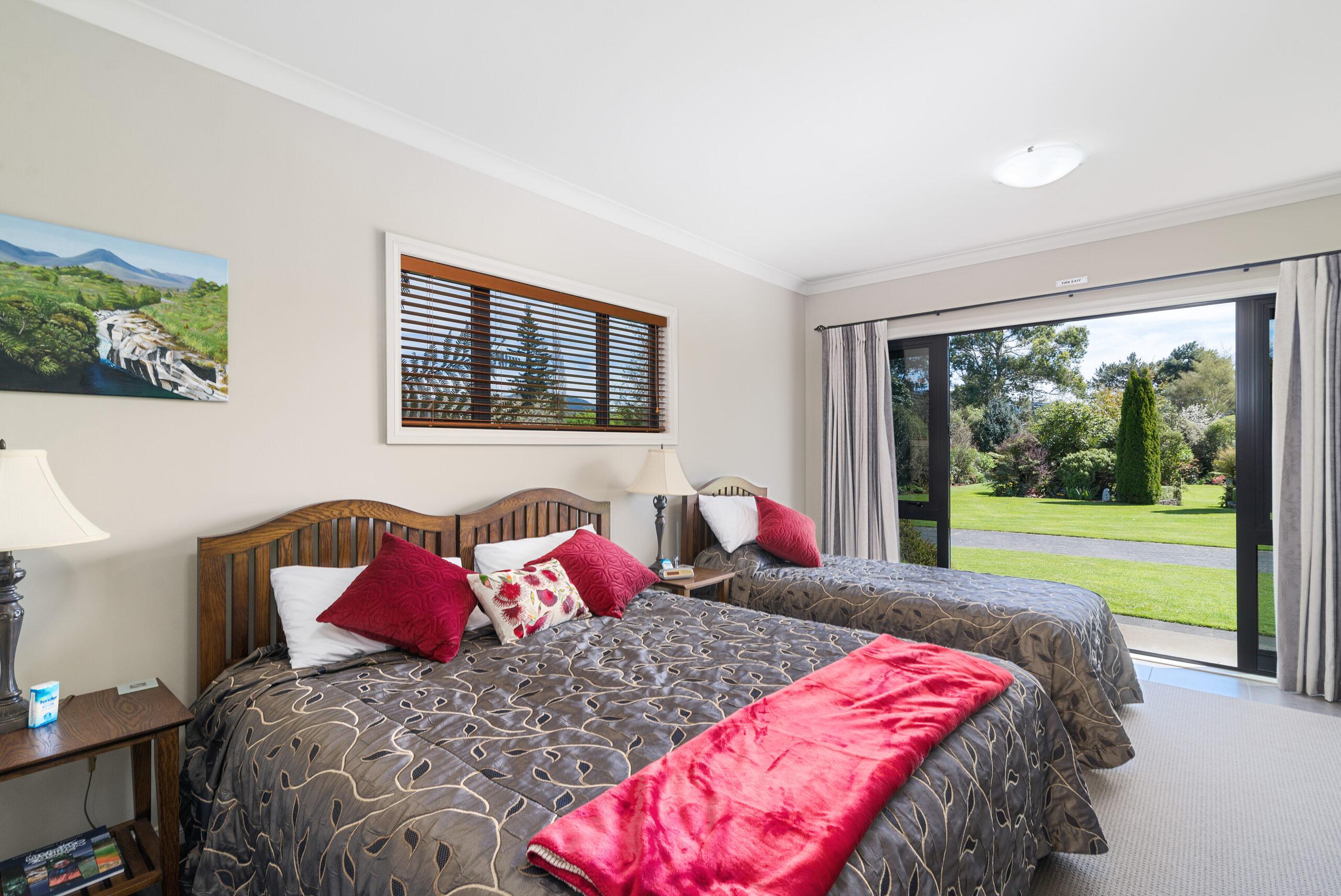 Tui Lodge bedroom