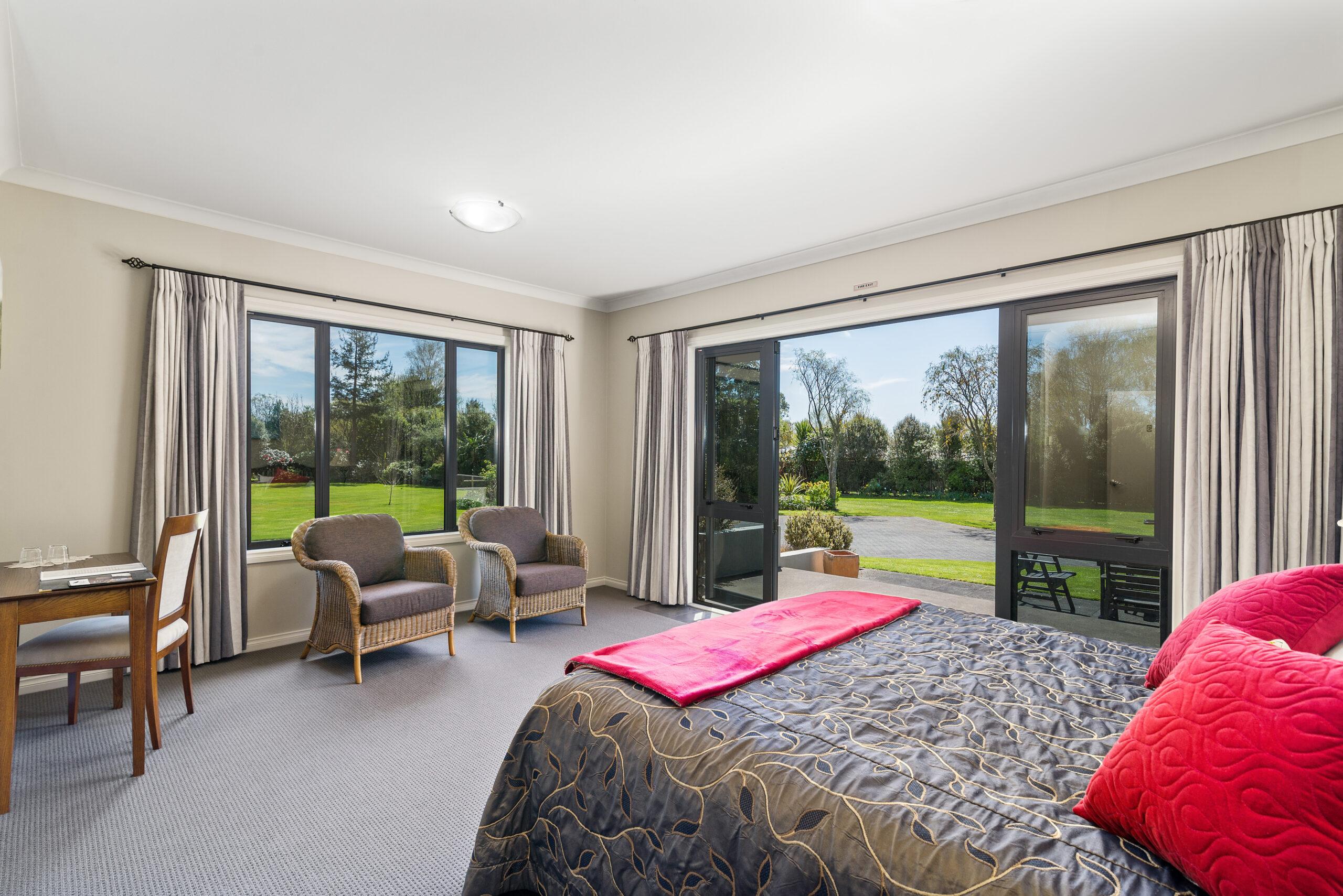 Tui Lodge bedroom two
