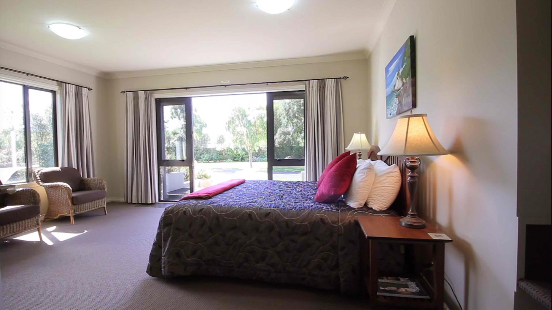 Tui Lodge bedroom four