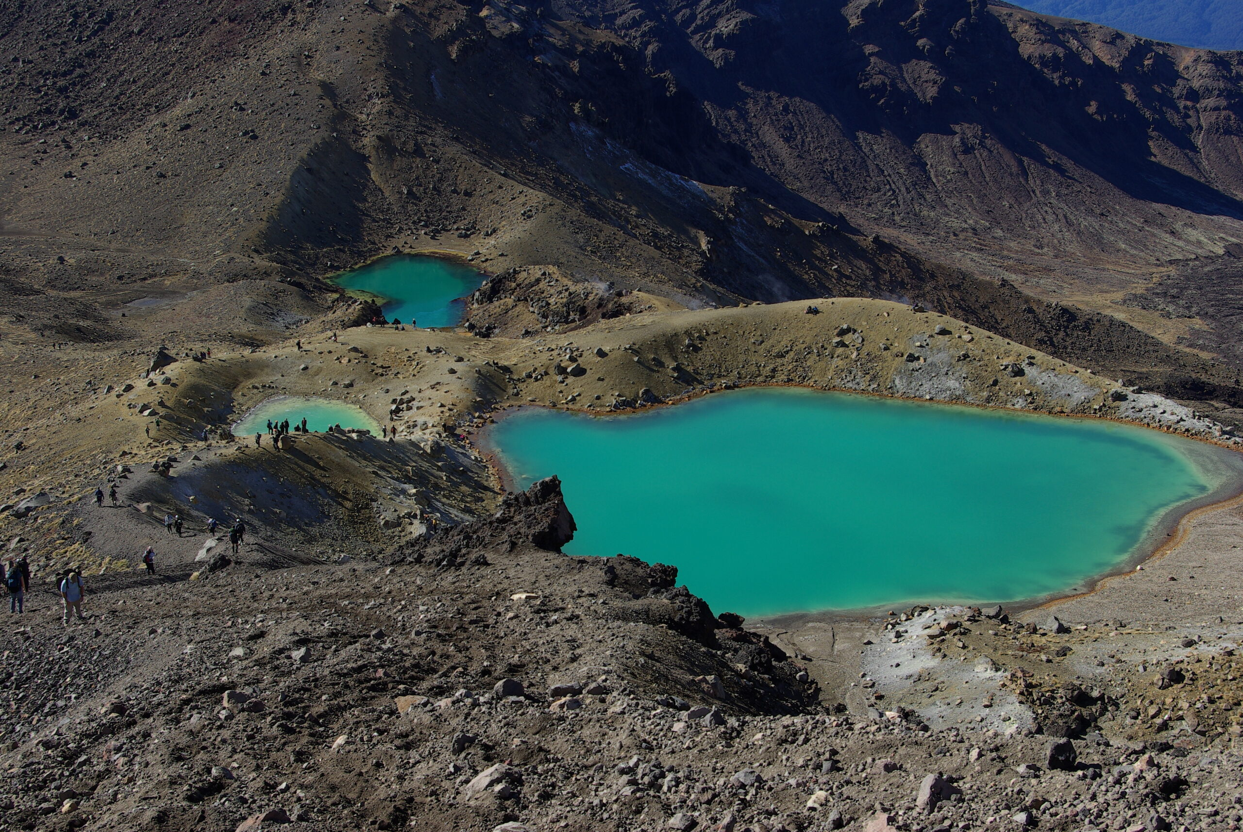 Plan your Tongariro Crossing from Tui Lodge luxury accommodation in Turangi
