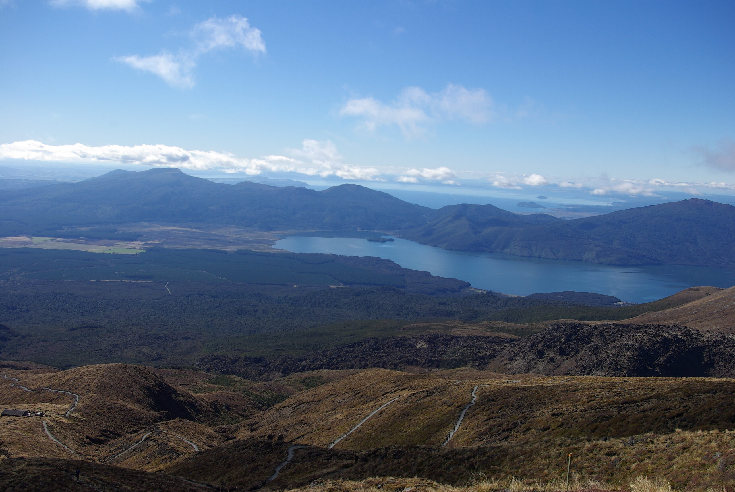 Easily access the Tongariro Crossing from Lodge luxury accommodation in Turangi