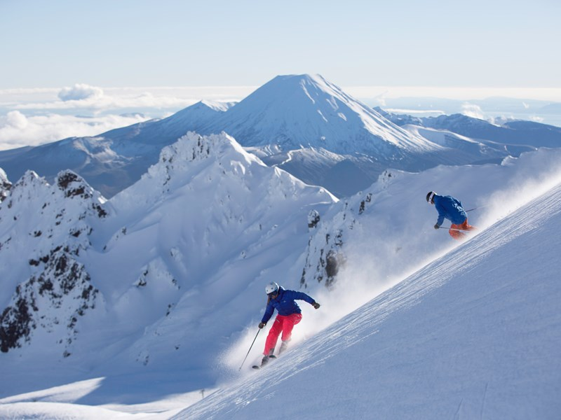 Tui Lodge luxury homestay is the perfect base for your next skiing adventure